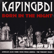 Kapingbdi - Born In The Night [LP]