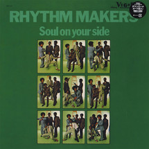 Rhythm Makers - Soul On Your Side (Limited Edition/ 180g/ RSD 2019) [LP]