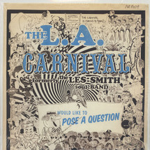 The L.A. Carnival - Would Like To Pose A Question (Gatefold Cover) [2LP]