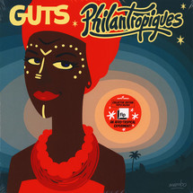 Guts - Philantropiques (Black Vinyl Collectors Edition) [2LP]