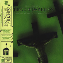 John Carpenter - Prince Of Darkness OST (Remastered/ 180g/ Green Vinyl) [LP]