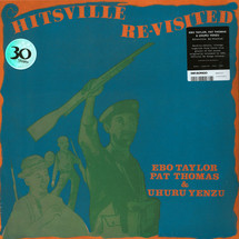 Ebo Taylor - Hitsville Re-Visited [LP]