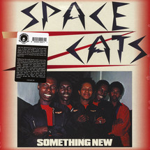 Space Cats - Something New [LP]