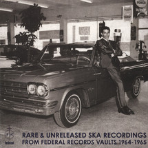 VA - Rare & Unreleased Ska Recordings From Federal Records [LP]
