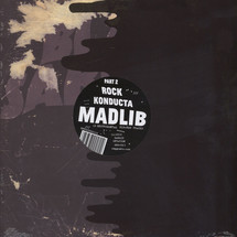 Madlib - Rock Konducta Part 2 [LP]