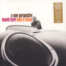 Donald Byrd - A New Perspective (180g Deluxe Gatefold Edition) [LP]