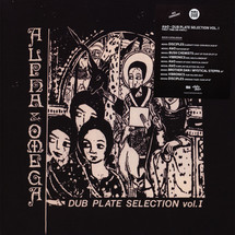 Alpha & Omega - Dubplate Selection Vol.1 (LP+MP3) [LP]