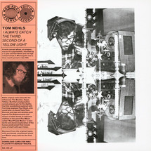 Tom Nehls - I Always Catch The Third Second Of A Yellow Light [LP]
