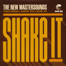 "The New Mastersounds - Shake It [7""]"