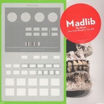 "Madlib - The Beats: Our Vinyl Weighs A Ton OST (Skull & Smoke Cover) [10""]"
