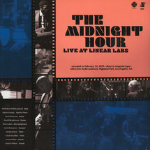 Adrian Younge - The Midnight Hour Live at Linear Labs [LP]