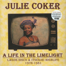 Julie Coker - A Life In The Limelight [LP]