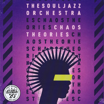 The Souljazz Orchestra - Chaos Theories (Blue Vinyl Edition) [2LP]