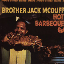 Jack Mcduff - HOT BARBEQUE [LP]