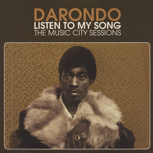 Darondo - Listen To My Song: The Music City Sessions (180g) [LP]
