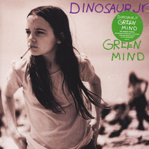 Dinosaur Jr. - Green Mind (Remastered/ Gatefold Cover/ Green Vinyl Edition) [2LP]