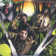 Jungle Brothers - Straight Out The Jungle (Red & Green Opaque Vinyl) [2LP]
