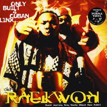 Raekwon - Only Built 4 Cuban Link (Purple Vinyl Edition/ Gatefold Sleeve) [2LP]