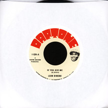 "Leon Dinero - If You Ask Me/ Bandits [7""]"