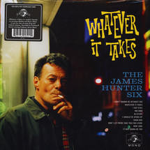 The James Hunter Six - Whatever It Takes [LP]