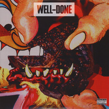 Action Bronson - Well Done [2LP]