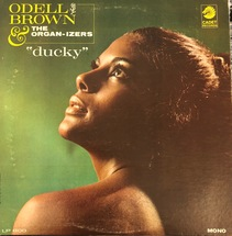 Odell Brown & The Organ-izers - Ducky [LP]