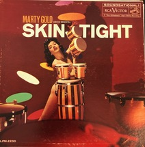 Marty Gold And His Orchestra - Skin Tight [LP]
