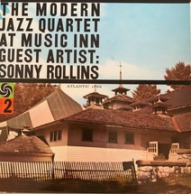 The Modern Jazz Quartet - The Modern Jazz Quartet At Music Inn - Volume 2 [LP]