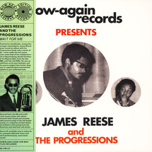 James Reese - Wait For Me (The Complete Works 1967-1972) [2LP]
