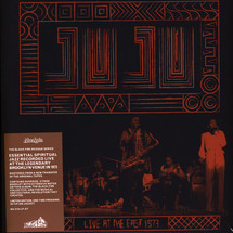 Juju - Live At The East 1973 [LP]