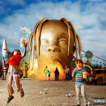 Travis Scott - Astroworld [CD]