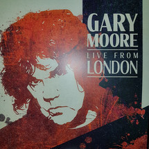Gary Moore - Live From London (Blue LP) [2LP]