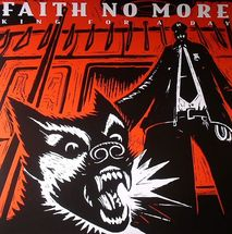 Faith No More - King For A Day, Fool For A Lifetime [2LP]