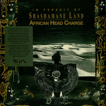 African Head Charge - In Pursuit Of Shashamane Land [2LP]