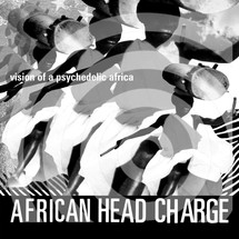 African Head Charge - Vision Of A Psychedelic Africa [2LP]