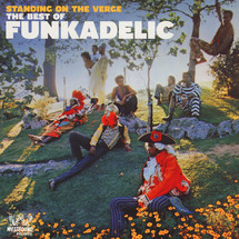 Funkadelic - Standing On The Verge - The Best Of... [2LP]
