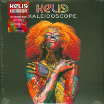 Kelis - Kaleidoscope (20th Anniversary Orange Vinyl Edition) [2LP]