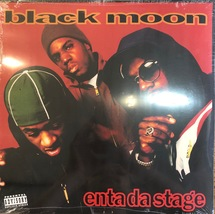 Black Moon - Enta Da Stage (2017 Remaster) [2LP]