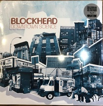 Blockhead - Downtown Science [2LP]