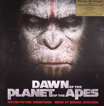 Michael Giacchino - Dawn Of The Planet Of The Apes (OST) [2LP]