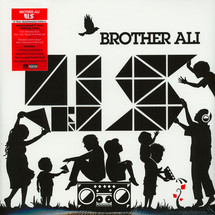 "Brother Ali - Us (10 Year Anniversary Edition) [2LP+7""]"