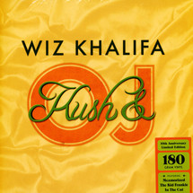 Wiz Khalifa - Kush & Orange Juice (180g/ Green Vinyl/ Gatefold Cover) [2LP]