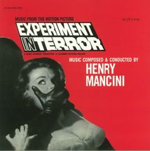Henry Mancini - Experiment In Terror (OST) - Halloween Edition [LP]
