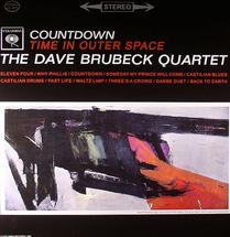 The Dave Brubeck Quartet - Countdown Time In Outer Space  [LP]
