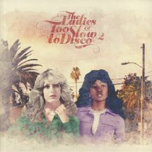 V/A - The Ladies Of Too Slow To Disco Vol. 2 (2LP+MP3) [2LP]