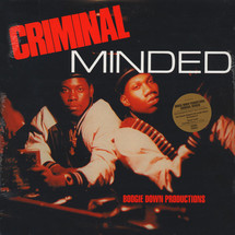 Boogie Down Productions - Criminal Minded [2LP]