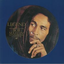 Bob Marley & The Wailers - Legend (Picture Disc) [LP]