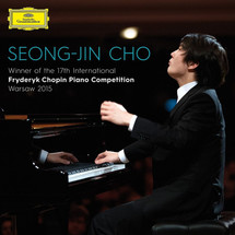 Seong-Jin Cho - Winner Of The 17th  International Fryderyk Chopin Piano Competition [CD]