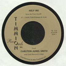 "Carlton Jumel Smith - Help Me (Save Me From Myself) [7""]"