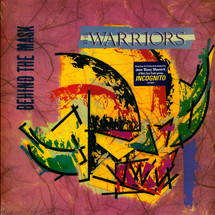 The Warriors - Behind The Mask [LP]
